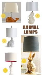 Superb Animal Lamp Remarkable Design Base Lamps Spearmint Baby