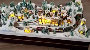 Thomas Kinkade Christmas Tree Wonderland Express by Thomas Kinkade Country Christmas Youtube