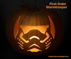 Pumpkin Carving Cutouts by Do It Yourself Star Wars Pumpkin Carving Patterns Geekologie