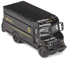 Matchbox Ups Truck | Www.topsimages.com