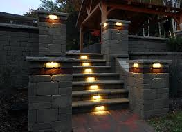 walls and steps exteriors landscape and construction