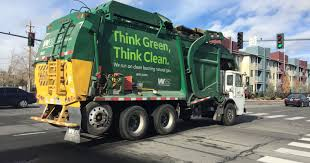 100 Waste Management Garbage Truck Why No Option For Lessfrequent Trash Pickup In Reno