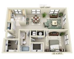 One Bedroom Apartments Memphis Tn by Floor Plans And Pricing For Andover House Washington Dc