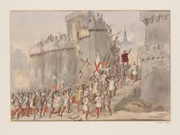 the siege of harfleur grieve v a search the collections