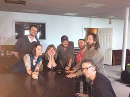 Sirius Xm Halloween Radio Station 2014 by Kingsley Flood With Sirius Xm Radio Host Meg Griffin Taken At Bang