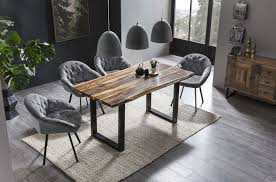 esszimmer essgruppe 5 tlg wenge grau günstig möbel küchen büromöbel kaufen froschkönig24