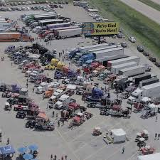100 Iowa 80 Truck Stop Stop Check Out All The Trucks In The