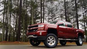 Custom Apex Trucks At Best Chevrolet | Serving Metairie And New Orleans