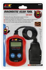 Amazon.com: Performance Tool W2977 CAN OBD II Scanner Tool Check ...