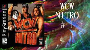 Halloween Havoc 1996 Rant by Wcw Nitro Part 1 This Game Youtube