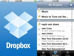 iOS App of the Day Dropbox