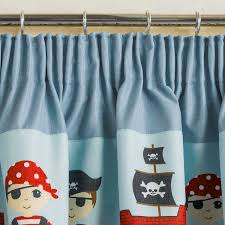 Teal Blackout Curtains Pencil Pleat by Pirates Childrens Blackout Thermal Pencil Pleat Curtains Blue