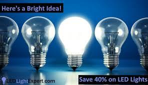 led light bulbs store near me