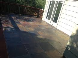 bay area slate cleaning sealer removal maintenance
