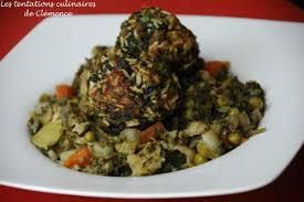 cuisine juive tunisienne msoki plat de la pâque juive avec 18 légumes les tentations