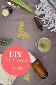 6 Steps To A DIY At Home Facial For When That