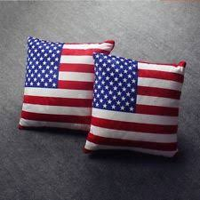 American Flag Pillow