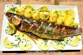 poisson a cuisiner mulet au beurre noisette petits plats entre amis