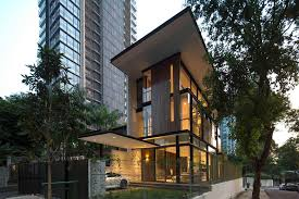 100 Terrace House In Singapore Paterson3Residencecomprises2cornerterraceunitsin