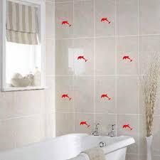 44 dolphins size 5cm width colour gray bathroom tiles dolphin