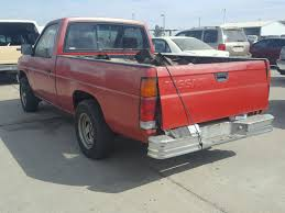 1991 Nissan Truck Shor For Sale At Copart Sacramento, CA Lot# 47233948
