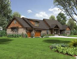 Craftsman Style House Plans Ranch by Craftsman Style Ranch Homes House Plan 2471 The Braecroft