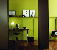 le bureau verte couleur peinture maison pourquoi on aime le vert