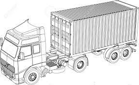 Container Truck Line Drawing Stock Photo, Picture And Royalty Free ... Coloring Page Of A Fire Truck Brilliant Drawing For Kids At Delivery Truck In Simple Drawing Stock Vector Art Illustration Draw A Simple Projects Food Sketch Illustrations Creative Market Marinka 188956072 Outline Free Download Best On Clipartmagcom Container Line Photo Picture And Royalty Pick Up Pages At Getdrawings To Print How To Chevy Silverado Drawingforallnet Cartoon Getdrawingscom Personal Use Draw Dodge Ram 1500 2018 Pickup Youtube Low Bed Trailer Abstract Wireframe Eps10 Format