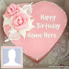 Latest Happy Birthday With Name And