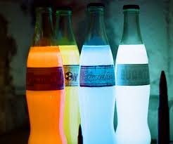 Nuka Cola Lava Lamp by Create A Lively Nighttime Environment At The Old Homestead Simply