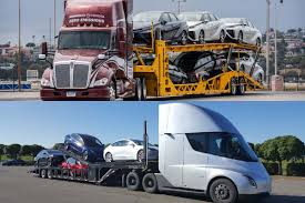 100 Simi Trucks Toyota To Tesla On Electric Semi Ours Is Bigger