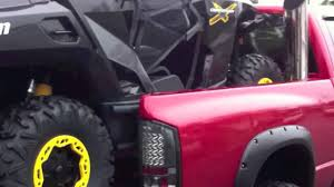 Silverado Bed Extender by Truck Bed Extension Test Mov Youtube
