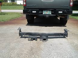 Bumper/ Trailer Hitch Combo? - Nissan Frontier Forum Universal Tow Hitch Mount Bracket Dual Led Backup Reverse Search Curt Manufacturing Class 3 Trailer 13365 How To Build Receiver Bike Rack Diy Metal Fabrication Com Cover Nissan Titan Forum Tundra Bed Extender Vehicles Architect Age F150 Towing 101 The Basics To Safely Your Toys Drop Down For Lifted Trucks Best Truck Resource Works Hitches With Lighting Vestil Lift Kirbys Wiring Home Trailer Hitch Atv Carry Rack Archive Huntingbcca