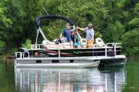 Pontoon Boat Sinks Nj by 10 Top Pontoon Boats Our Favorites Boats Com
