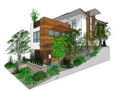 Steep Slope House Plans Pictures by Steep Slope House Plans Hillside Home Plans At Family Home
