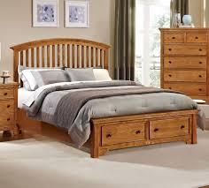 Vaughan Bassett Bedroom Sets by Vaughan Bassett Furniture Bed Buy Forsyth Arched Storage Bed