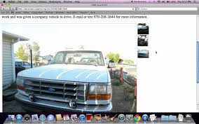 Craigslist Grand Junction CO - Used Cars And Trucks By Private Owner ...