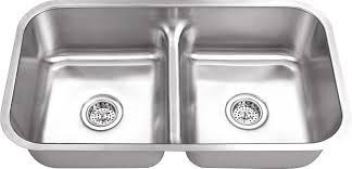 33x22 stainless steel kitchen sink undermount kitchen dazzling 3218ld 18 bowl undermount