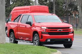 100 Chevy Pickup Truck Models 2019 Chevrolet Silverado Getting An RST Model AutoGuidecom News