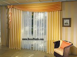 Modern Curtains For Living Room Pictures by Yellow Curtains For Living Room Living Room
