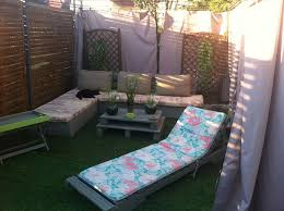 Plans For Pallet Patio Furniture by Diy Pallet Patio Furniture For Small Area Cool House To Home