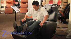 Inada Sogno Dreamwave Massage Chair Uk by Human Touch Acutouch 9500 Best Massage Chair Review Youtube