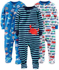 Amazon.com: Simple Joys By Carter's Baby And Toddler Boys' 3-Pack ...
