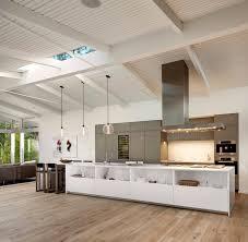 blown glass kitchen island lighting illuminates california