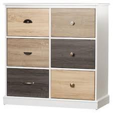 Six Drawer Storage Cabinet by Coastal Cabinets U0026 Chests You U0027ll Love Wayfair