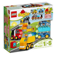 Buy Lego Duplo Lego Ville Series # 5605 : Tanker Truck Set With ...