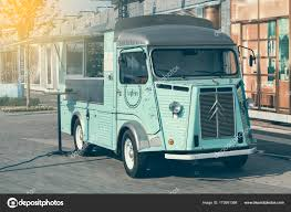 100 Coffee Truck Parked At Street 2 Stock Editorial Photo