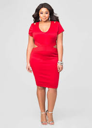 15 must rock plus size dresses for that valentine u0027s day date