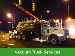 100 Vacuum Truck Services PCG Power Construction Group Inc