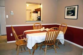 Dining Room Chair Rail Paint Ideas Colours Best